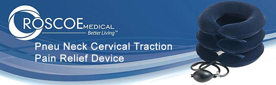 Amazon Com Comfortable Cervical Neck Traction Device