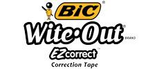 Bic Wite Out logo