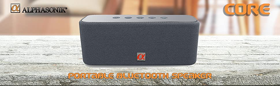 Alphasonik Core