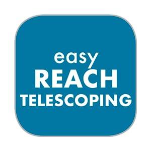 easy reach