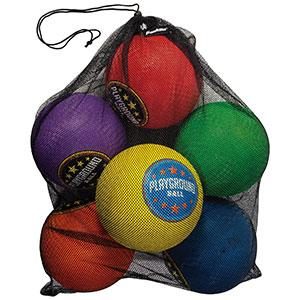 Playground Balls Outdoor Ball Dodge