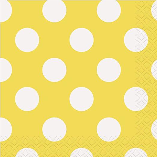 Yellow Polka Dot Paper Plates 8ct · Yellow Polka Dot Paper Cake Plates 8ct · Yellow Polka Dot Paper Napkins 16ct · Yellow Polka Dot Beverage Napkins ...  sc 1 st  Amazon.com & Amazon.com: Yellow Polka Dot Paper Cake Plates 8ct: Kitchen u0026 Dining