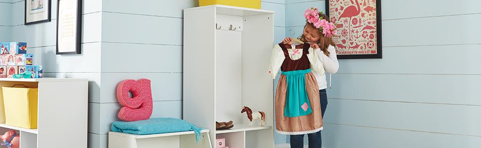 Closetmaid, Closet Maid, Kidspace, Kids Storage, Kids Locker,