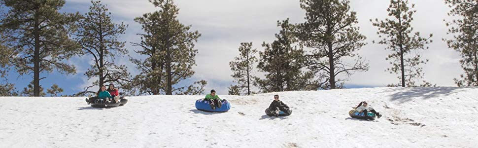H20GO snow header