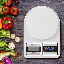 kitchen scale weighinh