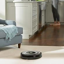 lifestyle aspirateur robot irobot roomba charge automatiquement