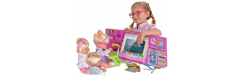 Nenuco Happy School, 700013101: Amazon.it: Giochi e giocattoli