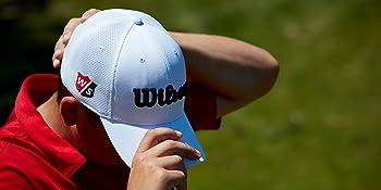 wilson tour mesh cap