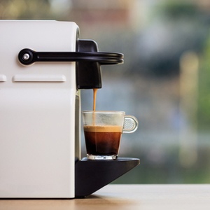 Compatible with Nespresso