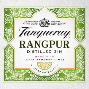 Tanqueray Rangpur Taste