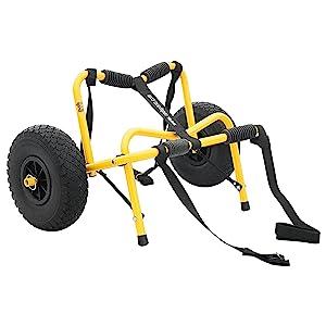 Amazon.com: RAD Sportz Kayak Carrito para kayak Pro – Carro ...