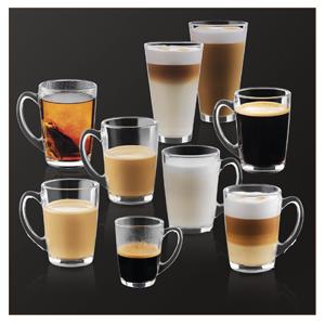 Krups Evidence Espreso Una amplia variedad de cafés automáticos