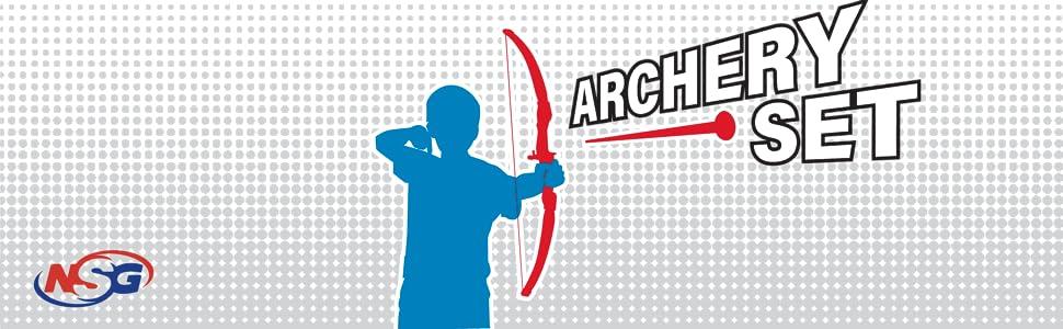 NSG Archery Set