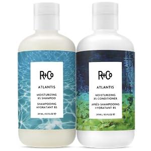 atlantis moisturizing b5 shampoo and conditioner