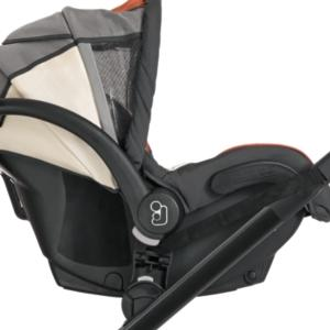 Amazon Com Baby Jogger City Select Lux Premier Maxi Cosi