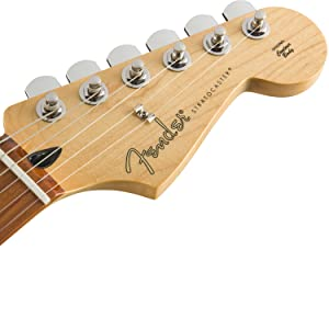 Fender Player Stratocaster HSS Electric Guitar - Maple Fingerboard - Aged Cherry Burst - Plus Top