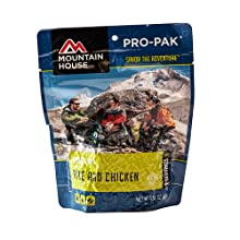 Mountain House Mexican Style Rice and Chicken pro-pak product image