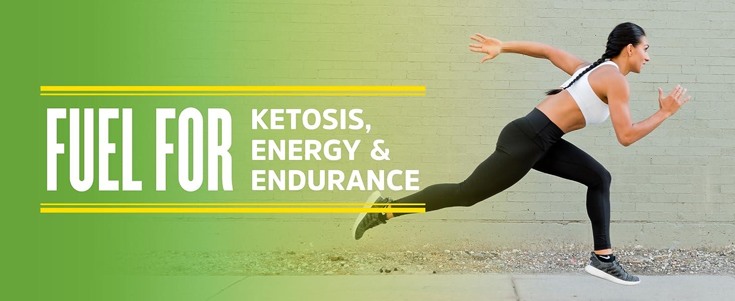 Keto drive Zhou Fuel for ketosis energy endurance