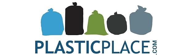 Plasticplace Trash Bags