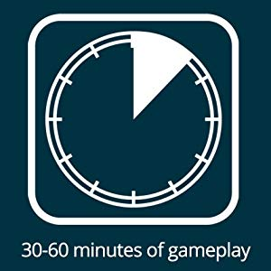 30 to 60 minutes play time
