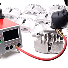 pressure tested, brake caliper, OE, replacement, stock, brakes, power stop