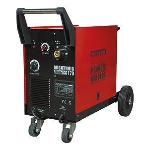 Sealey MIGHTYMIG150 150Amp Professional Gas/No-Gas MIG Welder