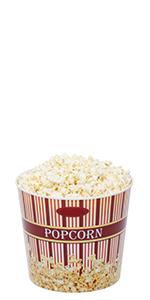 large popcorn bucket vkp1168