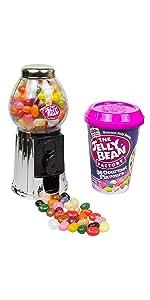 The;Jelly;Bean;Factory;Mini;Bean;Machine;Dispenser;200G