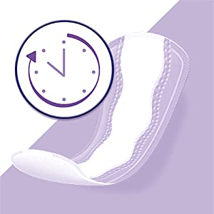 Always Xtra Protection Liners keep you protected up to ten hours