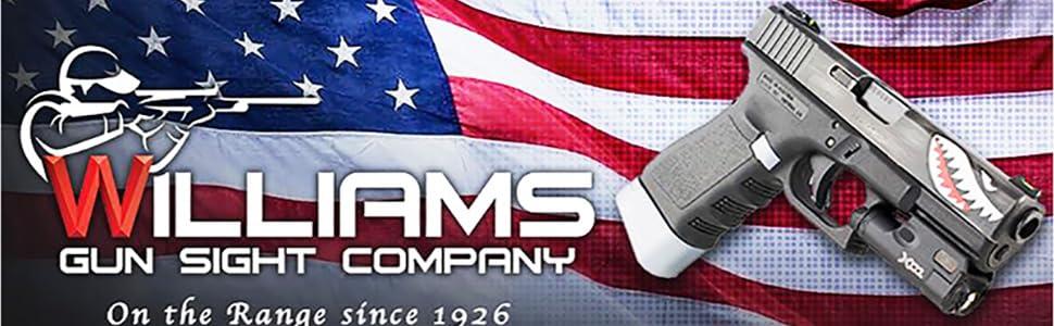 Amazon.com: Williams wgrs-54 Guía receptor Peep Sight savage ...