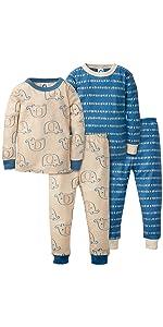organic cotton pajamas