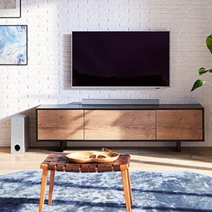 Barra de Sonido para TV Philips HTL3325/10 Barra de Sonido TV (Bluetooth, Dolby Audio, 300 vatios, subwoofer inalámbrico, HDMI ARC, USB), Color Plata: Amazon.es: Electrónica