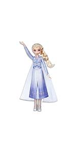 frozen, frozen 2, frozen elsa, elsa doll, doll, singing elsa, singing doll