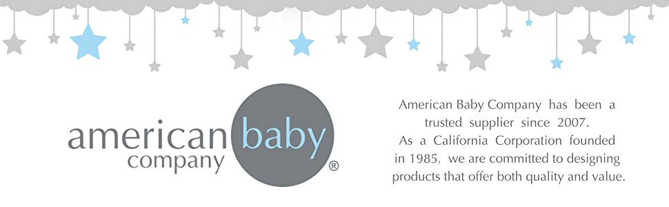American Baby Company 85529 Organic Fitted Cotton Velour Bassinet Sheet Mocha
