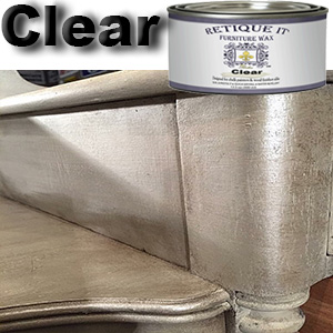 Clear Wax,furniture wax,chalk paint,chalk paint wax,furiture polish,wax polish