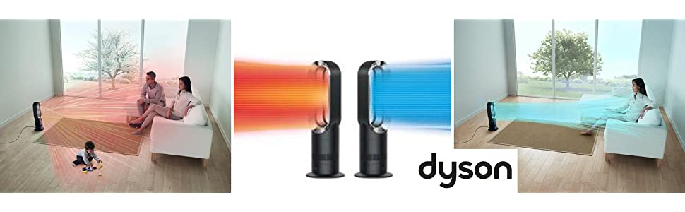 dyson hot cool klimager t 2000 watt mit jet focus technologie inkl fernbedienung. Black Bedroom Furniture Sets. Home Design Ideas