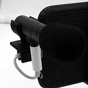 Ampridge MMSP MightyMic S+ Shotgun Cardioid Video Microphone for iPhone/iPad/Android with Headphone Monitor 28