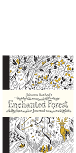 Enchanted;forest;johanna;basford;coloring;book