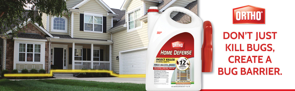 Ortho Home Defense Insect Killer for Indoor & Perimeter2 Ready-To-Use 1 gal Trigger