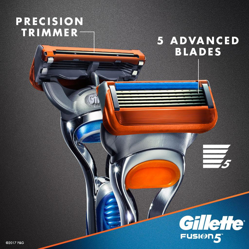 Gillette fusion five blades for a crazy ace shave naked (29 photos), Sexy Celebrites picture