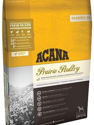 Acana Prairie Poultry, Acana Prairie Poultry Para Perro, Acana Comida Para Perro, Acana mascotas