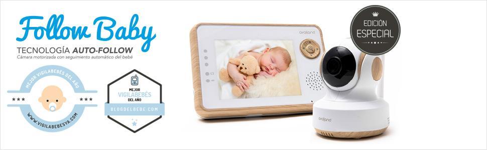 vigilabebés Availand Follow Baby Wooden Edition