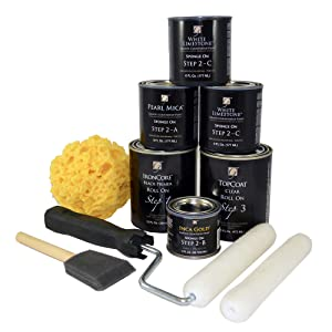 Giani Countertop Paint Kit White Diamond Amazon Com