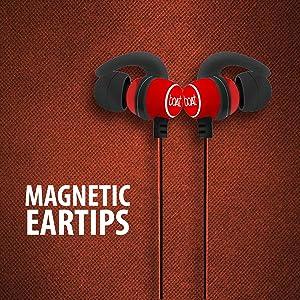 magnetic eartips, style, fashion, boAt, audio, nirvana