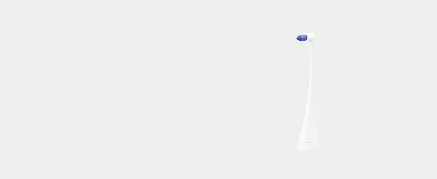 ポイント磨きブラシ EW0940 届きにくい部分もブラシがしっかり届く 交換ブラシ 電動歯ブラシ 歯周病 歯周病の原因 ヨコ磨き タタキ磨き W音波振動 細かい部分までしっかり届く panasonic