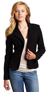 blazer, work clothes, casual blazer knit teen