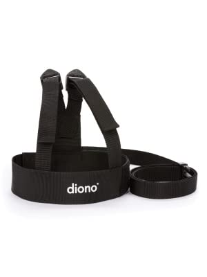 Diono Sure Steps Child Harness Black *New* For Children from 2-4 Years of Age