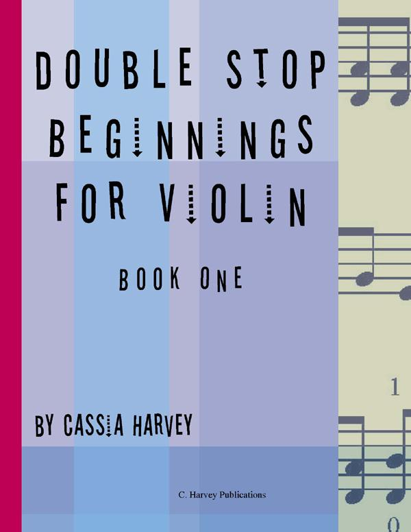 how to teach double stops on violin
