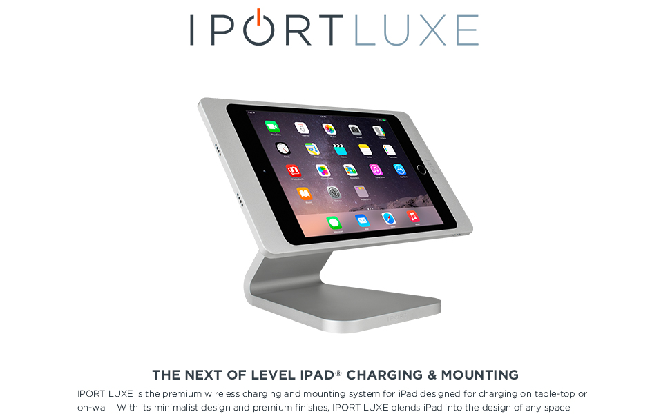 iport luxe