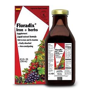 Floradix Iron & Herbs